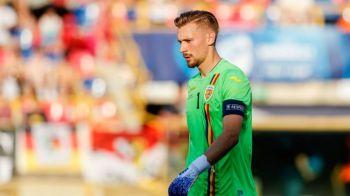 ROMANIA - MALTA, PROTV   Ionut Radu i-a luat locul lui Contra pentru o zi! Portarul nationalei a facut primul 11. Ce jucatori a ales