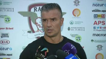 """Daniel Pancu nu se dezice: """"Infrangerea Rapidului cu Viitorul Pandurii e mai dezamagitoare decat cea a Romaniei cu Spania"""""""