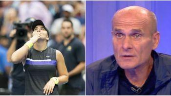 "CTP, despre diferenta dintre Bianca Andreescu si Simona Halep: ""Simona a biruit ca la Rovine in finala cu Serena!"""