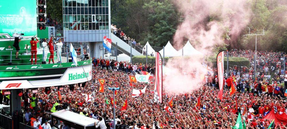 Charles Leclerc, a doua victorie consecutiva la Formula 1! Ferrari cucereste Monza dupa 9 ani