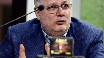 Gino Iorgulescu, devastat dupa accidentul produs de fiul sau Mario, in urma caruia o murit o persoana! Comunicatul trimis de presedintele LPF