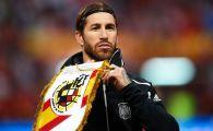 Meci ISTORIC pentru Sergio Ramos! RECORDUL pe care l-a egalat pericolul numarul 1 din nationala Spaniei