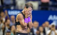 Si campionii plang cateodata! IMAGINI INCREDIBILE cu Nadal dupa victoria de la US Open! Spaniolul nu s-a mai putut stapani | GALERIE FOTO