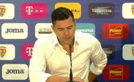 """Cosmin Contra NU a vazut golul lui Puscas impotriva Maltei! Selectionerul s-a scuzat la conferinta de presa: """"Chiar atunci eram intors!"""""""