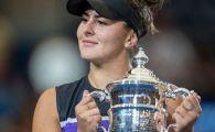 """Un cec fals a ajutat-o sa castige US Open! Povestea nestiuta a Biancai Andreescu: """"Am facut asta in fiecare an!"""""""