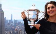Bianca Andreescu a dezvaluit jucatoarea pe care o admira cel mai mult! Raspuns surprinzator al noii campioane de la US OPEN