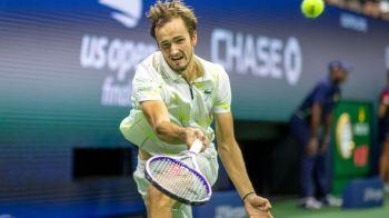 "US OPEN 2019 | Medvedev, dupa finala: ""E greu sa castigi un game impotriva lui Nadal, Djokovic sau Federer!"""