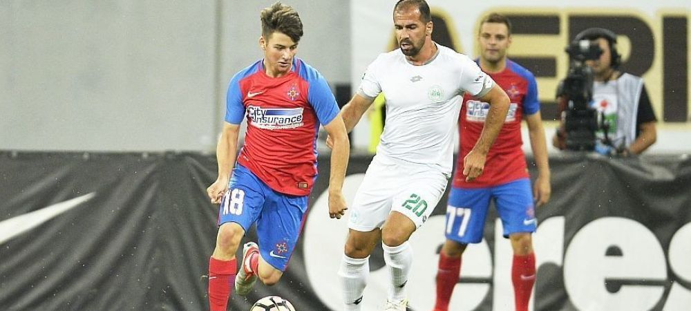 U Cluj l-a transferat pe primul jucator caruia Becali i-a fixat o clauza de reziliere uriasa! Fotbalistul cotat la 50 de milioane de euro va juca in liga a doua