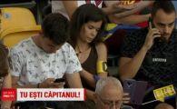 """Romania e sustinuta in drumul spre EURO de stadioane pline de capitani! 11 dintre """"capitani"""" vor fi in tribuna la finala EURO"""