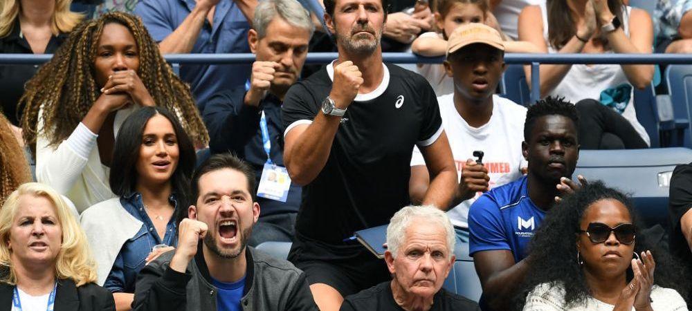 "Patrick Muratoglu le raspunde criticilor: ""Serena a pierdut 4 finale de Grand Slam, dar macar a ajuns in 4 finale la nici 2 ani dupa ce a nascut"""