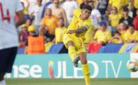 DANEMARCA U21 - ROMANIA U21 2-1 | FINAL NEBUN: Coman, cel mai bun jucator al Romaniei, rateaza un penalty la ultima faza a meciului | VIDEO REZUMAT
