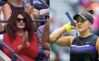 """""""Se preface ca e mama ei!"""" Imaginile cu mama Biancai Andreescu in finala de la US Open sunt virale! Reactia sportivei dupa valul de critici"""