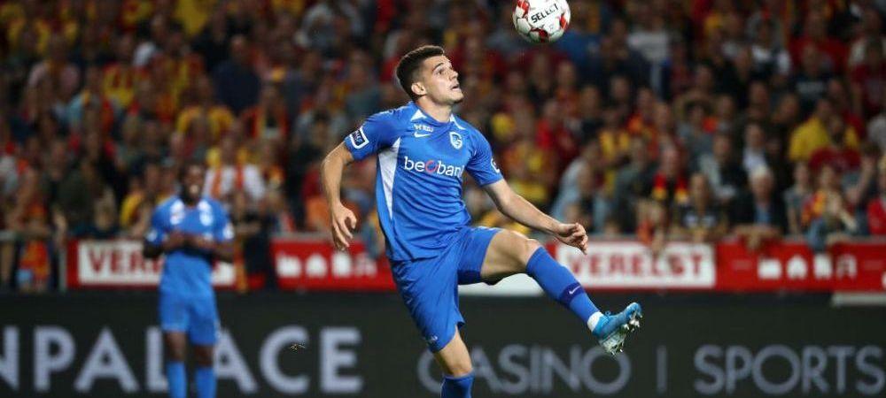 """""""O sa aiba de furca la Genk!"""" Belgienii au mai transferat un jucator pe postul lui Ianis Hagi! Anuntul lui Boloni"""