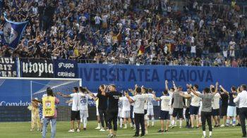 Nebunie in Banie! Bataie pe bilete la Universitatea Craiova - FCSB. Cate au mai ramas pentru meciul de duminica