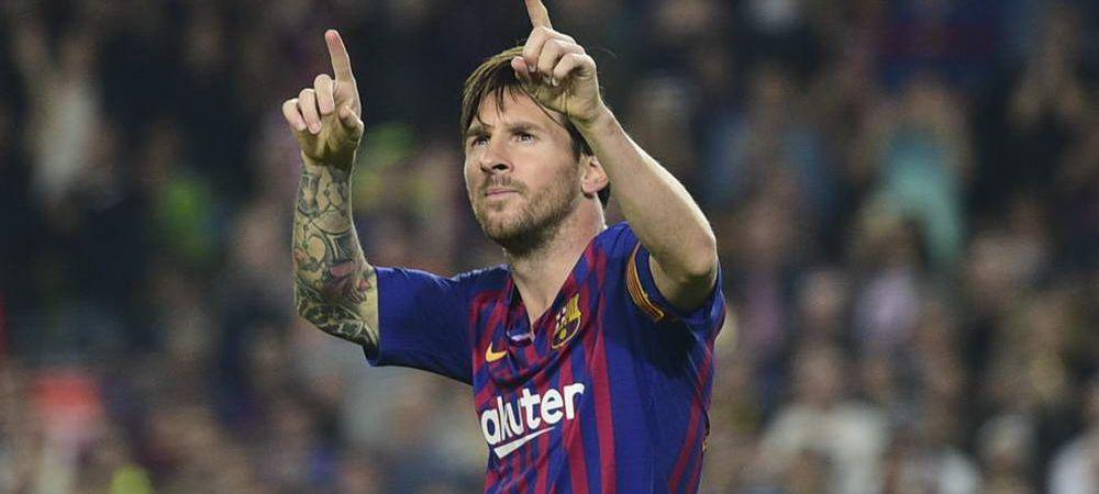 ALARMA la Barcelona! Messi si-a ales viitoarea echipa: starul argentinian si-ar fi dat deja acordul pentru transfer