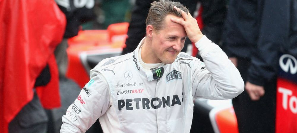 """""""Va asigur ca e constient!"""" ANUNTUL BOMBA despre Michael Schumacher: fostul pilot e internat la Paris"""