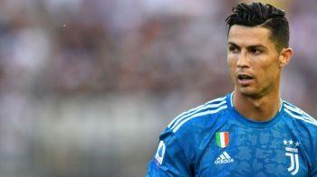 Cristiano Ronaldo are un salariu de trei ori mai mare decat orice jucator din Serie A! Cat castiga portughezul si cine completeaza podiumul
