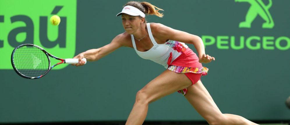 Patricia Tig eliminata in optimile turneului de la Hiroshima!Mihaela Buzarnescu, singura ramasa in competitie