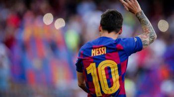 Accidentarea lui Messi e mai grava decat se credea! Anunt de ultim moment in Spania: starul Barcei nu joaca nici cu Valencia