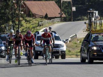 Turul Ciclist al Romaniei, Editia 52. Unde se organizeaza cele 5 etape, cine participa si cand au loc cursele