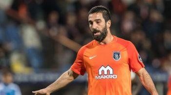 BREAKING NEWS | Arda Turan, condamnat la inchisoare! Fotbalistul a agresat un cantaret turc si pe sotia acestuia intr-un club de noapte
