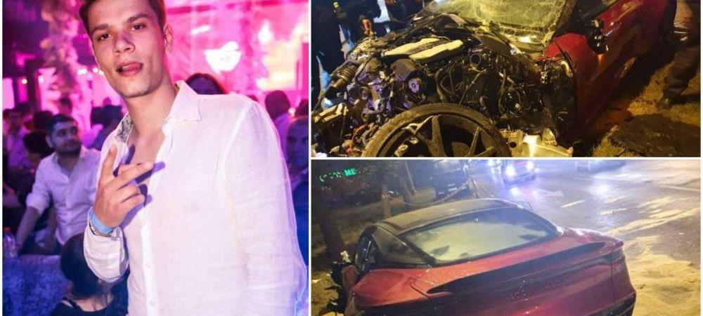 Ce alcoolemie avea Mario Iorgulescu in momentul accidentului care a dus la moartea unui barbat. Conducea cu 240 KM/H