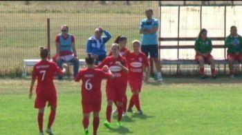 Executie MAGISTRTALA! Golul saptamanii in Romania vine din fotbalul feminin! VIDEO