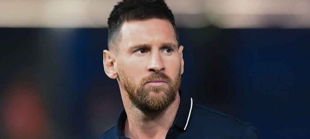 Leo Messi a facut anuntul MULT ASTEPTAT! Ce spune despre o despartire de Barcelona