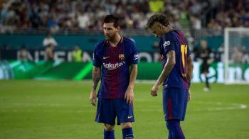 """Messi RECUNOASTE ca a cerut transferul lui Neymar: """"Barcelona nu a facut tot ce putea ca sa-l aduca!"""""""