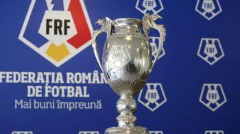 TRAGERE LA SORTI CUPA ROMANIEI: FCSB - Metaloglobus; UTA - Dinamo; CFR - Botosani! Vezi toate meciurile din 16-imi