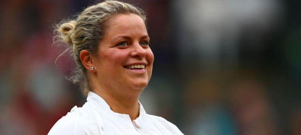 Kim Clijsters revine pentru a doua oara in WTA! Cand revine pe teren belgianca