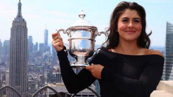 Bianca Andreescu, primita ca o ZEITA la Toronto! Vrea sa o depaseasca pe Serena! Ce a declarat noua campioana de la US OPEN