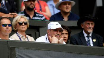 """A ajutat-o sa castige Wimbledon, dar e trecut pe """"banca de rezerve"""" :) Care va fi noul rol al lui Daniel Dobre dupa revenirea lui Cahill alaturi de Simona Halep"""