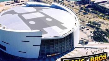"""O companie de filme pentru adulti liciteaza sa schimbe numele arenei """"Miami Heat""""! Cum se va numi celebra arena"""