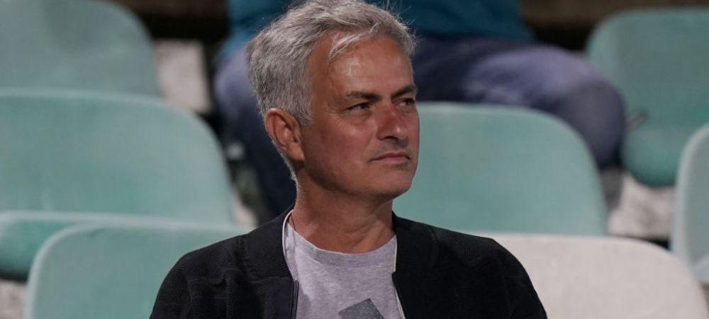 Mourinho RECUNOASTE! Unul dintre cei mai buni fotbalisti din lume l-a facut un antrenor mai bun siNU ESTE RONALDO!