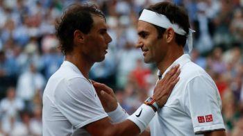"Roger Federer vs. Rafael Nadal pe ""Santiago Bernabeu"" in 2020? Reactia oficiala a lui Florentino Perez: ""Vrem sa doboram recordul"""