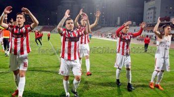DINAMO - BOTOSANI 1-1: Echipa lui Uhrin rateaza locul de playoff! Moussa a egalat, dar s-a accidentat dramatic