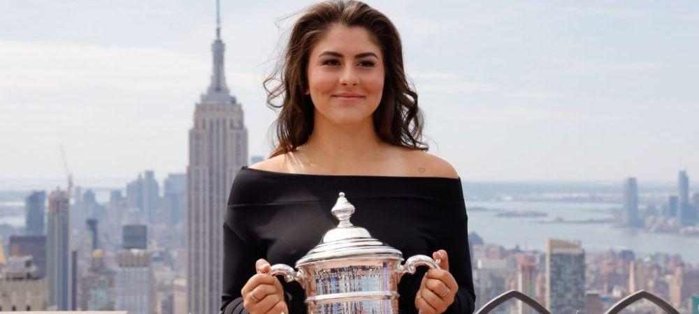 """Lectia canadiana: DECIZIA luata de Federatia de Tenis din Canada dupa ce Bianca Andreescu a castigat US Open: """"Este o investitie buna!"""""""