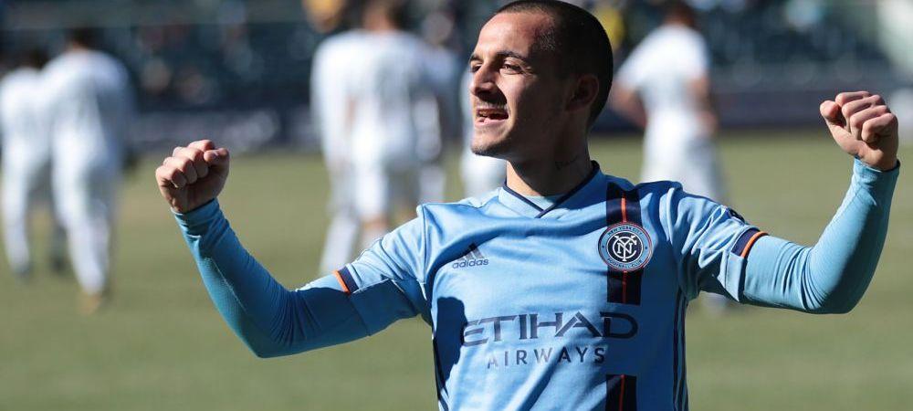 GOOOOL ALEX MITRITA! Al 10-lea gol al sezonului pentru New York City FC. VIDEO
