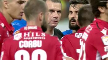 """Patronul lui Botosani acuza MACEL la meciul cu Dinamo: """"E incompetenta, Burleanu sa-si dea demisia!"""" Fazele acuzate de Iftime"""
