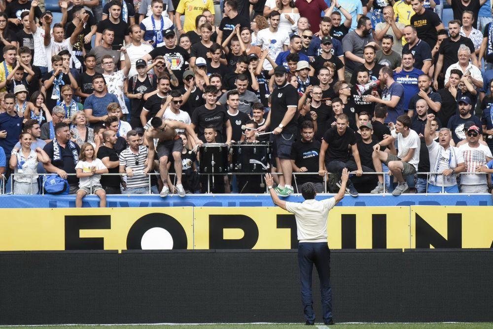 CRAIOVA - FCSB LIVE: Sold out derby. Victor Piturca debuteaza pe banca oltenilor. Echipele probabile