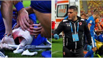 """Situatie incredibila: Botosani nu avea medic! Doctorul lui Dinamo l-a salvat pe Moussa: """"Cum e posibil, domnule milionar Iftime?"""" FOTO"""