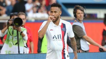 Toti au crezut ca Neymar a devenit tata, insa bucuria sa a insemnat altceva. Motivul pentru gestul brazilianului. FOTO