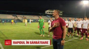 """Pancu s-a linistit dupa victoria cu FC Arges: """"Nu am emotii ca as putea fi dat afara!"""" Cum s-a impacat cu primarul: """"Mi-a trimis emoticoane cu zambete, deci sa fie pace!"""""""