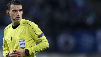 Spaniolii, laude pentru Hategan: romanul ridicat in slavi inainte de meciul Barcelonei cu Borussia Dortmund!