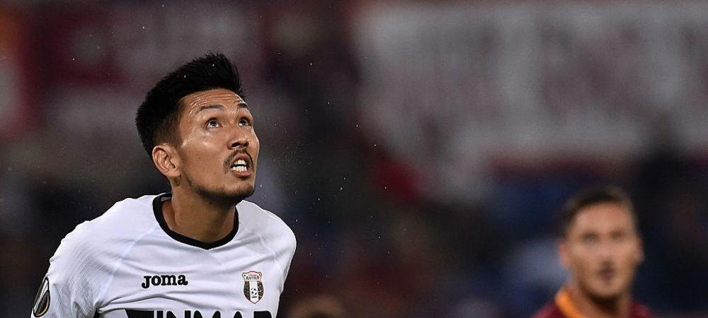 Takayuki Seto a dat lovitura! A refuzat Astra si acum se lupta pentru un nou titlu de campion in Europa