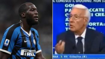 "Prezentator TV din Italia, DAT AFARA in urma unor remarci rasiste despre Lukaku: ""Scapi de el doar daca ii dai banane sa manance!"""