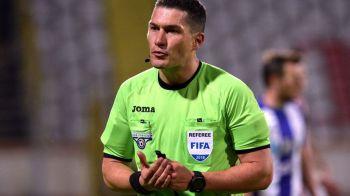 BREAKING NEWS | CCA l-a pus pe Istvan Kovacs sa ii ceara scuze lui Coman pentru cuvintele de aseara! Mesajul OFICIAL transmis de arbitru
