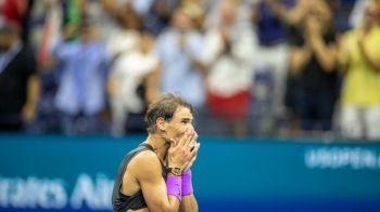 """Rafael Nadal a dus trofeul US Open in Spania: """"Sunt obosit"""" Despre ce jucator spune ca a fost cel mai bun vara asta"""