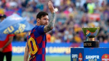 Vestea mult asteptata de fanii Barcelonei! Messi revine in lotul catalanilor! Cand ar putea sa joace! Anuntul momentului in Spania